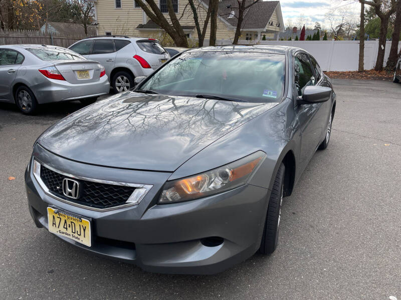 2010 Honda Accord for sale at Skyline Motors in Ringwood NJ