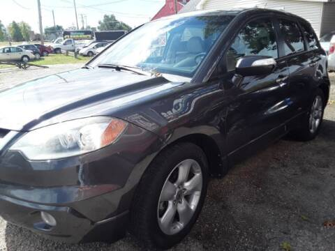 "2009 Acura RDX for sale at Midwestern Auto Sales ""The Used Car Center"" in Middletown OH"