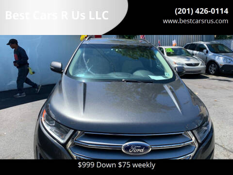 2016 Ford Edge for sale at Best Cars R Us LLC in Irvington NJ