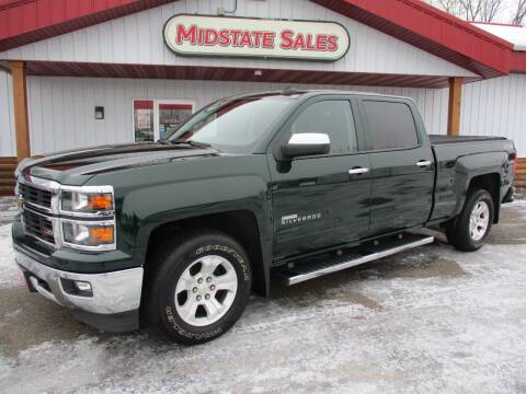 2015 Chevrolet Silverado 1500 for sale at Midstate Sales in Foley MN