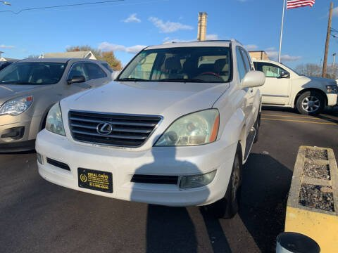 2008 Lexus GX 470 for sale at Ideal Cars in Hamilton OH