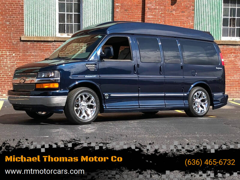 2009 Chevrolet Express Cargo for sale at Michael Thomas Motor Co in Saint Charles MO