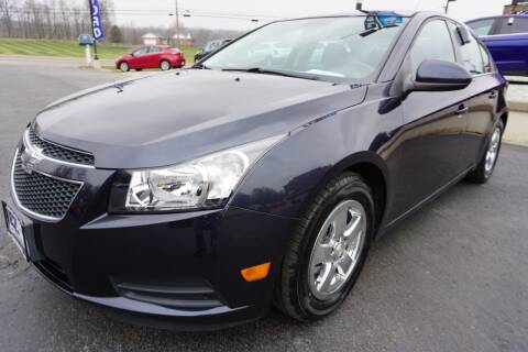 2014 Chevrolet Cruze for sale at MyEzAutoBroker.com in Mount Vernon OH