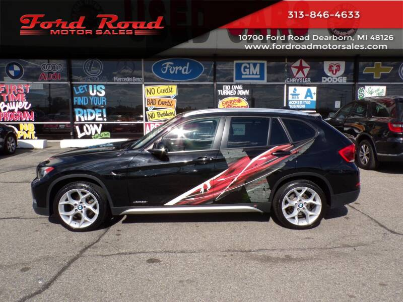 2013 BMW X1 for sale at Ford Road Motor Sales in Dearborn MI