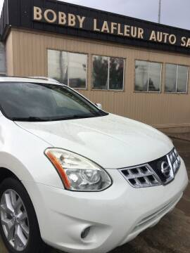 2012 Nissan Rogue for sale at Bobby Lafleur Auto Sales in Lake Charles LA