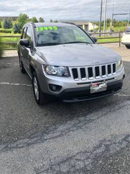 2016 Jeep Compass for sale at Cool Breeze Auto in Breinigsville PA
