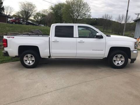 2018 Chevrolet Silverado 1500 for sale at HIGHWAY 12 MOTORSPORTS in Nashville TN