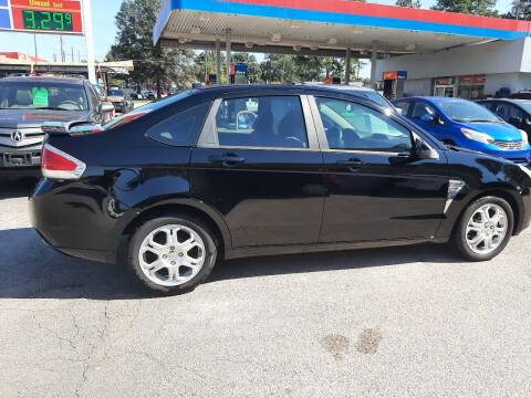 2008 Ford Focus for sale at All Star Auto Sales of Raleigh Inc. in Raleigh NC