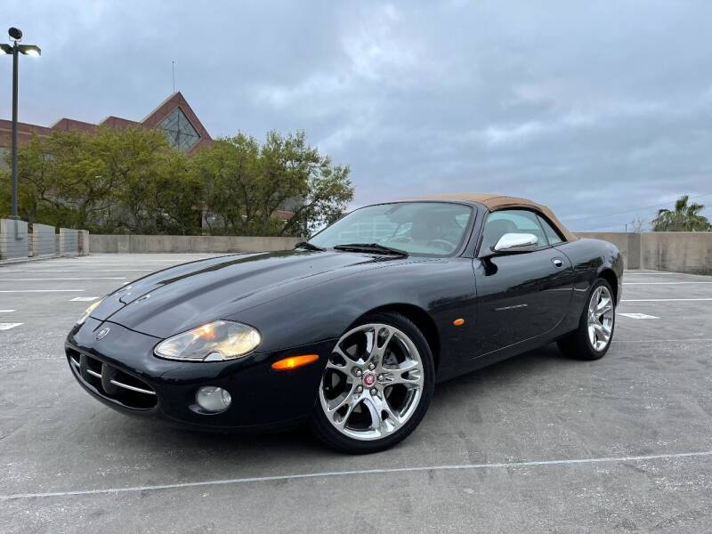 2004 Jaguar XK-Series for sale at ROADHOUSE AUTO SALES INC. in Tampa FL