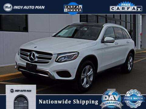 2018 Mercedes-Benz GLC for sale at INDY AUTO MAN in Indianapolis IN
