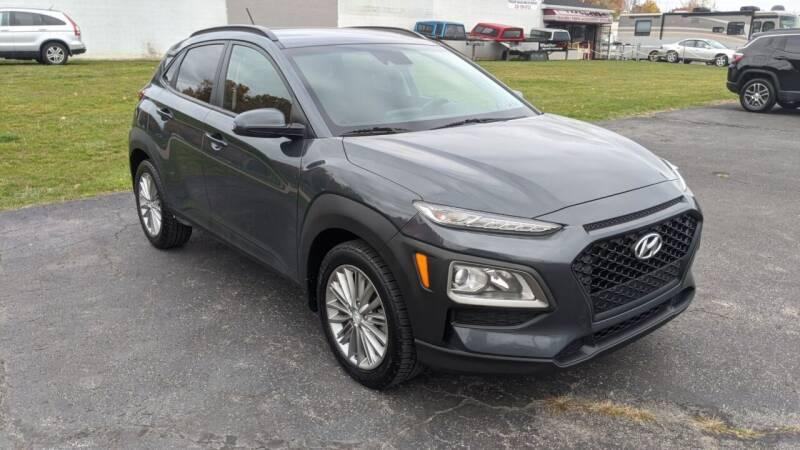 2019 Hyundai Kona for sale at Newport Auto Group Boardman in Boardman OH