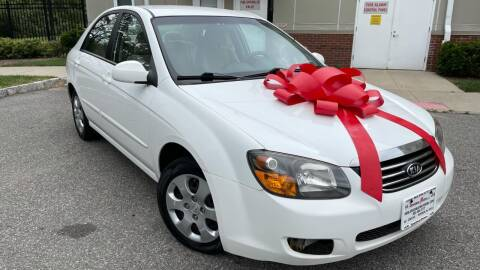 2009 Kia Spectra for sale at Speedway Motors in Paterson NJ