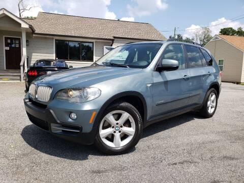 2010 BMW X5 for sale at M & A Motors LLC in Marietta GA