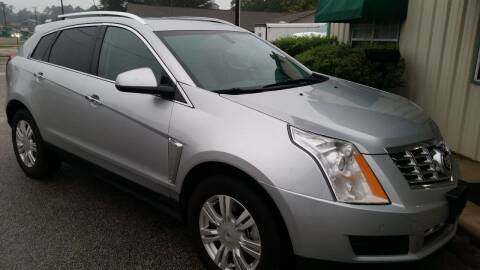 2014 Cadillac SRX for sale at Haigler Motors Inc in Tyler TX
