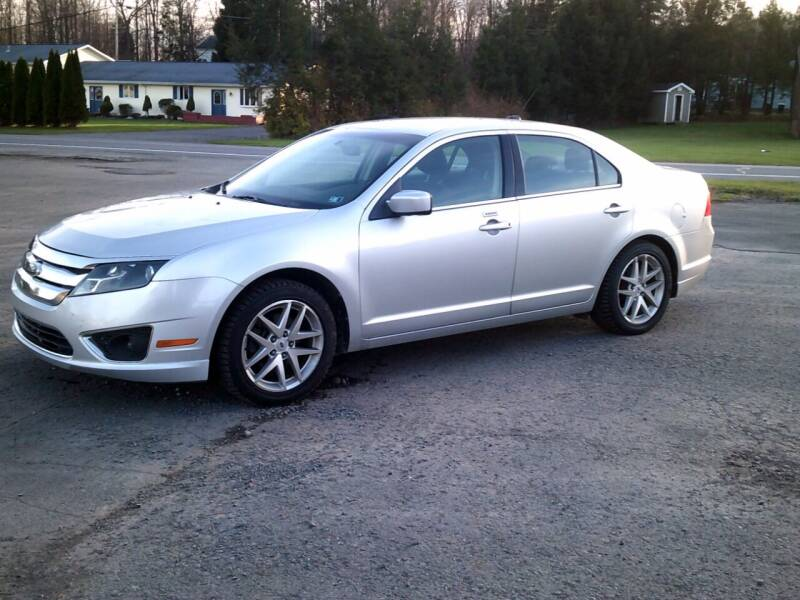 2012 Ford Fusion for sale at On The Road Again Auto Sales in Lake Ariel PA