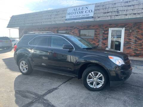 2010 Chevrolet Equinox for sale at Allen Motor Company in Eldon MO