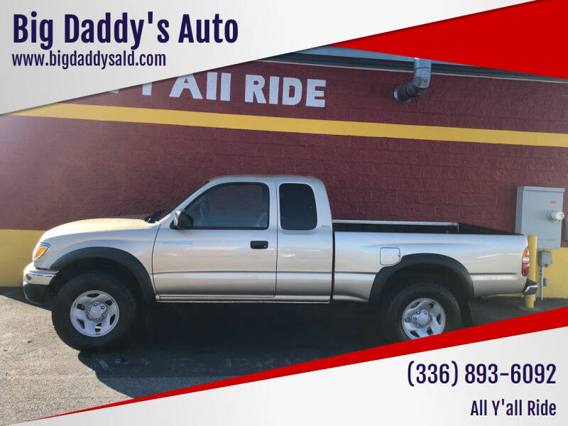 2004 Toyota Tacoma for sale at Big Daddy's Auto in Winston-Salem NC