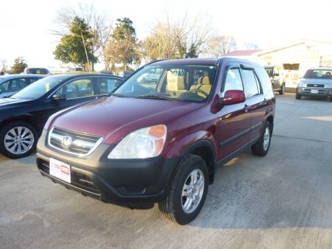 2004 Honda CR-V for sale at Ed Steibel Imports in Shelby NC