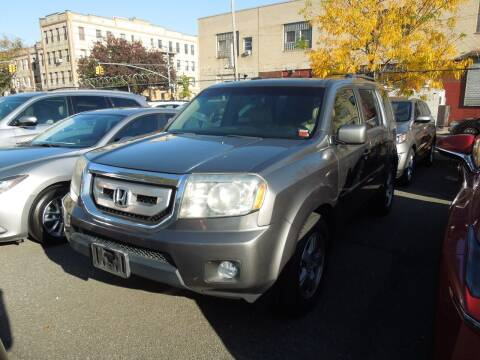 2009 Honda Pilot for sale at LUXURY OF QUEENS,INC in Long Island City NY