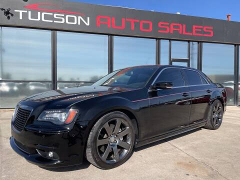2013 Chrysler 300 for sale at Tucson Auto Sales in Tucson AZ