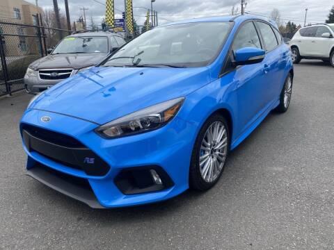 2017 Ford Focus for sale at Salem Motorsports in Salem OR