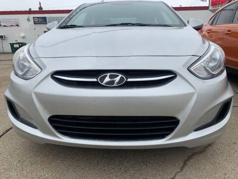 2015 Hyundai Accent for sale at Minuteman Auto Sales in Saint Paul MN