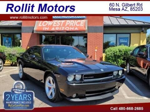 2008 Dodge Challenger for sale at Rollit Motors in Mesa AZ