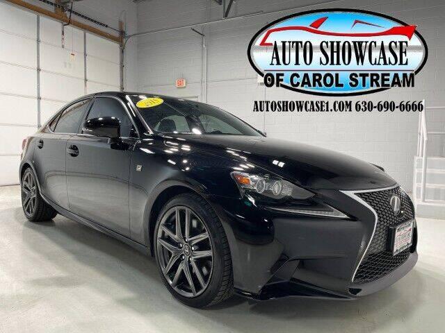 2015 Lexus IS 350 for sale in Carol Stream, IL