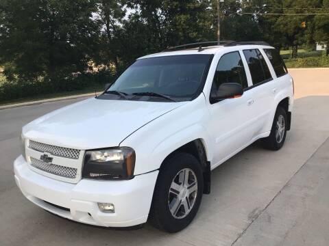 2007 Chevrolet TrailBlazer for sale at Bam Motors in Dallas Center IA