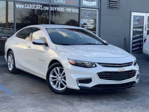 2016 Chevrolet Malibu for sale at CARUCARS LLC in Miami FL
