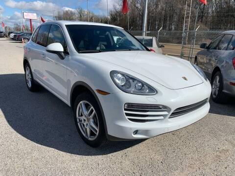 2014 Porsche Cayenne for sale at Super Wheels-N-Deals in Memphis TN