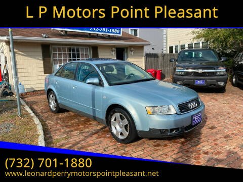 2003 Audi A4 for sale at L P Motors Point Pleasant in Point Pleasant NJ