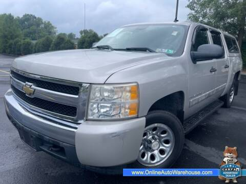 2007 Chevrolet Silverado 1500 for sale at IMPORTS AUTO GROUP in Akron OH