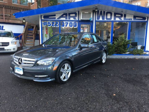 2011 Mercedes-Benz C-Class for sale at Car World Inc in Arlington VA