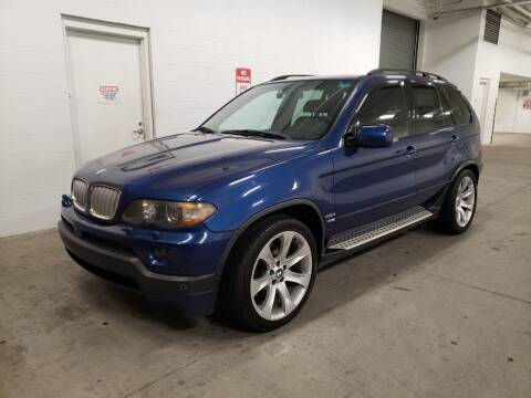 2004 BMW X5 for sale at Painlessautos.com in Bellevue WA