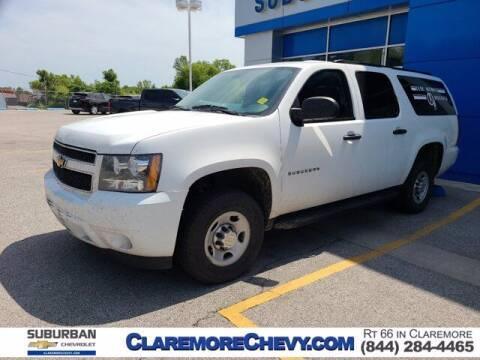 2013 Chevrolet Suburban for sale at Suburban Chevrolet in Claremore OK