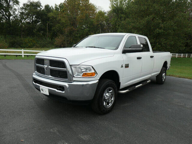 2012 RAM Ram Pickup 2500 for sale at Woodcrest Motors in Stevens PA