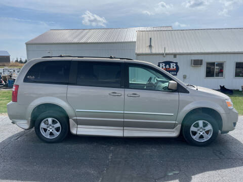 2009 Dodge Grand Caravan for sale at B & B Sales 1 in Decorah IA