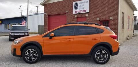2018 Subaru Crosstrek for sale at DANVILLE AUTO SALES in Danville IN