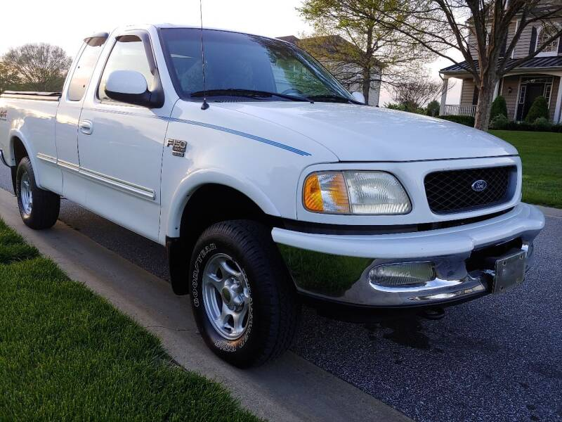 1998 Ford F-150 for sale at Motor Pool Operations in Hainesport NJ