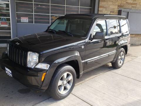 2008 Jeep Liberty for sale at Car Planet Inc. in Milwaukee WI