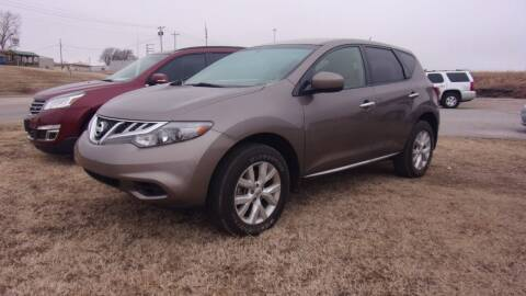 2014 Nissan Murano for sale at 6 D's Auto Sales MANNFORD in Mannford OK