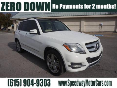2013 Mercedes-Benz GLK for sale at Speedway Motors in Murfreesboro TN
