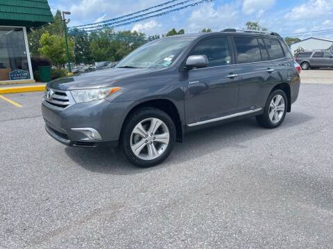 2013 Toyota Highlander for sale at Southeast Auto Inc in Baton Rouge LA