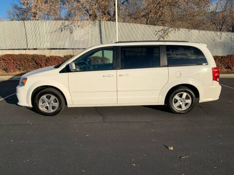 2011 Dodge Grand Caravan for sale at BITTON'S AUTO SALES in Ogden UT