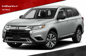 2019 Mitsubishi Outlander for sale at GoWheelMart in Leesville LA