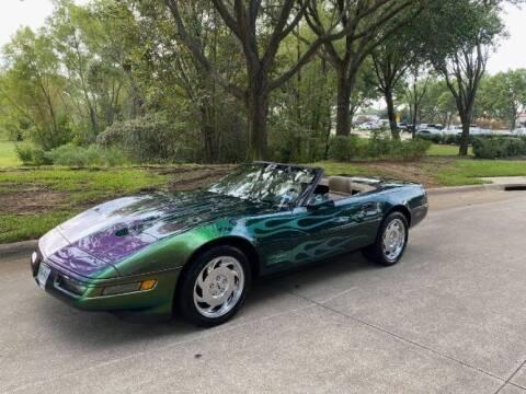1993 Chevrolet Corvette for sale at Classic Car Deals in Cadillac MI