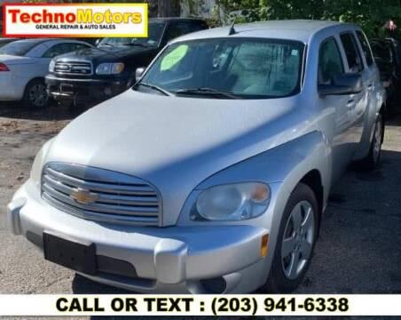 2010 Chevrolet HHR for sale at Techno Motors in Danbury CT
