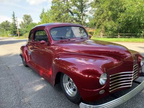 1949 Plymouth Business Coupe for sale at Classic Car Addiction in Marysville WA