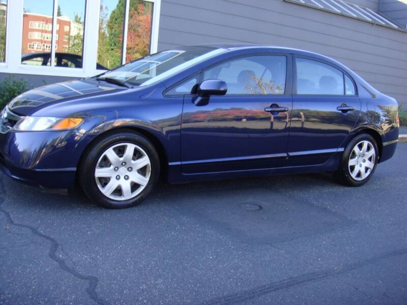 2007 Honda Civic for sale at Western Auto Brokers in Lynnwood WA